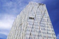 Diagonal ZeroZero skyscraper Stock Photo