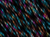Diagonala mångfärgade stjärnor för abstrakt lutning, modern bakgrund arkivfoton