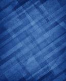 Diagonala vita rektangellager på primär blå bakgrund Fotografering för Bildbyråer