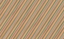 Diagonale beige de roomlijnen van de lijnpastelkleur Abstract patroon als achtergrond Stock Afbeelding