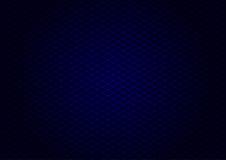 Diagonale bleue de grille de laser Photos stock