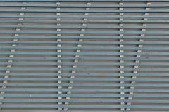 Diagonale gekreuzte hölzerne Planken Lizenzfreies Stockbild
