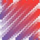 Diagonale gradiënttextuur Vector abstracte achtergrond Royalty-vrije Stock Foto's
