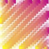 Diagonale gradiënttextuur Vector abstracte achtergrond Stock Foto
