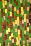 Diagonale kleurrijke mozaïektextuur Royalty-vrije Stock Afbeeldingen
