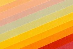 Diagonale kleurrijke texturenstrepen Stock Afbeelding