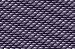 Diagonale rijen of rechthoeken van diamantvorm Royalty-vrije Stock Foto's