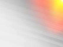 Diagonale Schwarzweiss-Linien mit hellem Leck bokeh Hintergrund Lizenzfreies Stockfoto