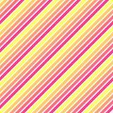 Diagonale Steigungslinien Muster stock abbildung