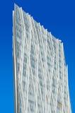 Diagonale 00 Telefonica Toren, Barcelona Stock Afbeelding