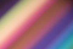 Diagonale veelkleurige gradiënt Royalty-vrije Stock Afbeeldingen