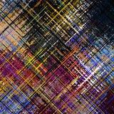Diagonale zeichnet Art Abstract Stockfotografie