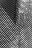 Diagonale Zeilen stockbilder