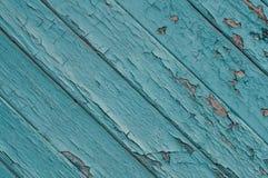 Diagonaler blauer hölzerner Beschaffenheitshintergrund stockbilder