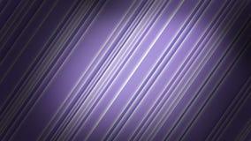 Diagonales brillantes abstractas en fondo púrpura fotos de archivo