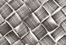 Diagonales gesponnenes Muster Lizenzfreie Stockbilder