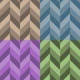 Diagonales nahtloses Muster lizenzfreie abbildung