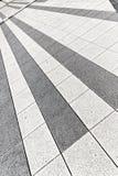 Diagonales Pflasterungs-Block-Muster Lizenzfreie Stockbilder