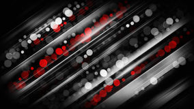 Diagonallinjer och bokehbakgrund Arkivfoto