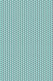 A pattern of gradated diagonal cyan shapes that collectively represent a driving rain. Diagonally arranged narrow rectangles seemingly creating a pattern of Royalty Free Stock Image