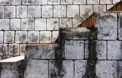 diagonalni kroki Fotografia Royalty Free
