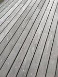 Diagonals. Pier paving nails stock images