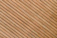Diagonalt kasserade bruna tappningplankor Vertikalt ordnat textur Bakgrund Royaltyfri Fotografi