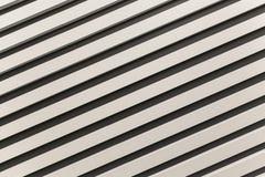 Diagonalt uppåt med svartvita band Royaltyfri Fotografi