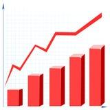 Diagram Stock Foto