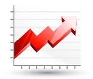 Diagram Stock Illustratie