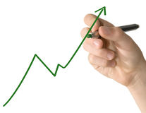 Diagram Stock Photography