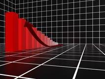 Diagram Royalty-vrije Stock Fotografie