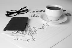 Diagram för finansiell ledning - 14 royaltyfria foton