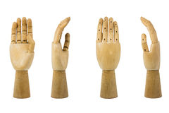 Diagram hand royaltyfri foto
