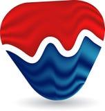 Diagram logo Stock Images