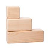 Diagrama de madera Foto de archivo libre de regalías