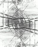 Diagramas esquemáticos Fotografía de archivo libre de regalías
