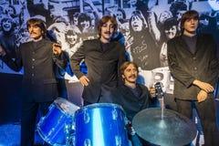 Diagramet för Beatles gruppvax Royaltyfri Fotografi