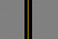 Diagramm der Straße, Karte Stockfotografie