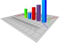 Diagramm Stock Photos