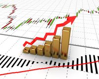 Diagramma, schema Immagini Stock