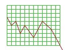 Diagramme Image libre de droits