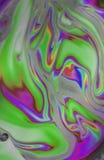 Diagramme diffraction Photos stock