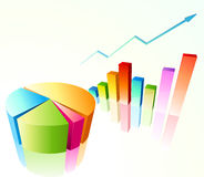 Diagrams Stock Images