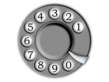Dial Royalty Free Stock Photography
