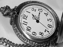 The dial on a black and white background Royalty Free Stock Photo