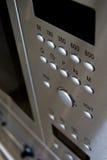 Dial de la microonda imagen de archivo libre de regalías