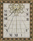 Dial de Sun Imagen de archivo