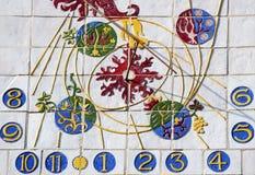 Dial de Sun Foto de archivo libre de regalías