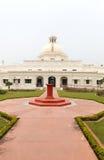 Dial de Sun en el edificio administrativo de IIT Roorkee fotografía de archivo libre de regalías